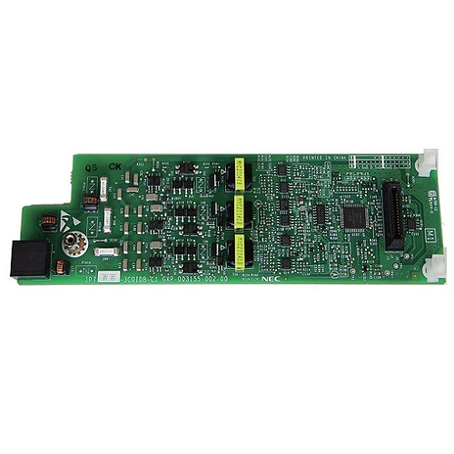 Card 3 Analog Trunks daughter board NEC IP7WW-3COIDB-C1