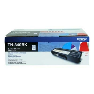 Mực in Brother TN 340BK Black Toner Cartridge