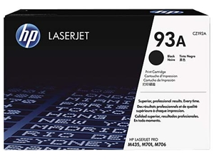 Mực in HP 93A Black Original LaserJet Toner Cartridge (CZ192A)