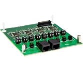 Card 8 Port Analog Extension Line (SLT) Daughter Board
