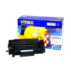 Mực in Vmax 51A, Black Toner Cartridge (Q7551A)