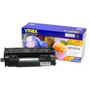 Mực in Vmax 53A, Black Toner cartridge (Q7553A)