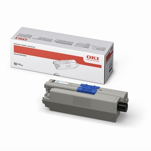Mực in Oki C510 Black Toner Cartridge