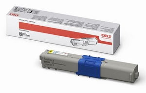 Mực in Oki C510 Cyan Toner Cartridge
