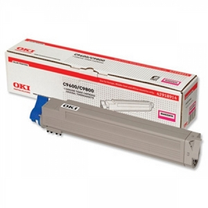 Mực in OKi C9600 Magenta Toner Cartridge