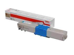 Mực in Oki C301 Yellow Toner Cartridge